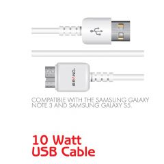 IBrand- USB Micro B Cable 3mt