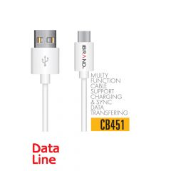 IBrand-Data Transmit USB Charging Cable For Type C