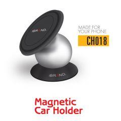 IBrand-Car Holder Magnetic Safe Grip Vertical & Horizonal Stand