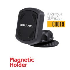 IBrand-Car Holder Magnetic With 360 universal Rotation