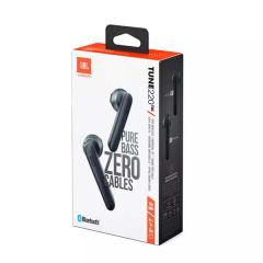 JBL TUNE220 TRUE WIRELESS IN-EAR HEADPHONE - BLACK