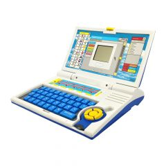 English Learner Educational Notebook / Laptop Toys For Kids - SG-QX1101