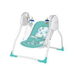 MamaLove Swing Chair – Blue-NA61