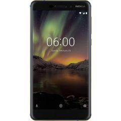 Nokia 6.1 64GB Phone - Blue