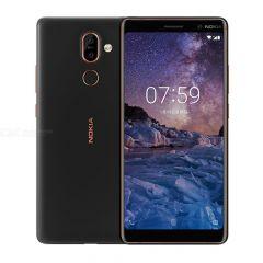 Nokia 7 Plus 64GB Phone - Black