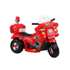 Kids Electric Ride On Police Patrol Motorcycle Bike - Z999