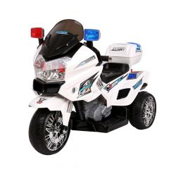 KIDS RIDE ON POLICE MOTOR BIKE - 8815