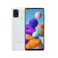 Samsung Galaxy A21s - 128GB -4GB - White
