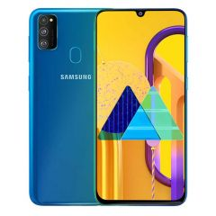 Samsung Galaxy M30s 128GB Dual Sim Phone - Blue