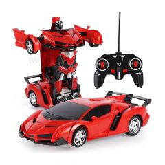 Transformation Robot Car Toy for Kids - SG-767-Y2