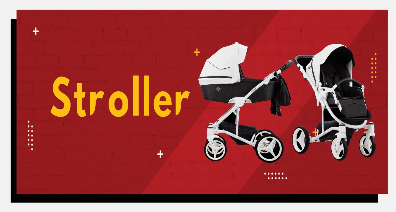 nookdeal - stroller